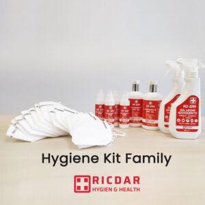 Hygiene Kit Family ricdar servizi