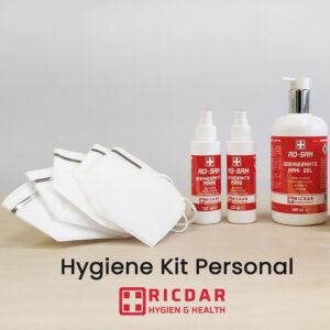 ricdar hygiene kit personal ricdar servizi